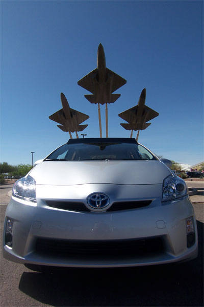 Preview: 2010 Toyota Prius and my personal race for the