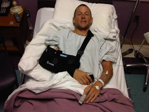 the life of lance armstrong after being diagnosed with metastatic testicular cancer Atlanta—i am a cancer survivor, lance armstrong said at a plenary session of the 2006 american society of clinical oncology annual meeting when he after his successful treatment for advanced testicular cancer at indiana university medical center, indianapolis, one of his physicians, dr craig.