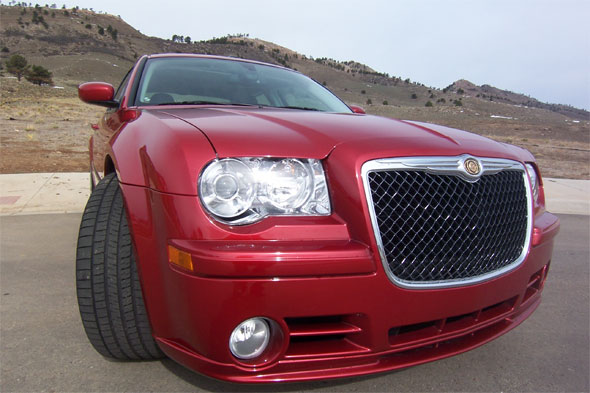 In California The Chrysler 300c Srt8 Is Considered Poor Man S Bentley Because Like It Has Size Sd And Serious