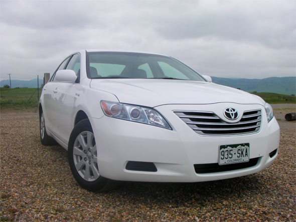 Canmry1 The Toyota Camry Hybrid