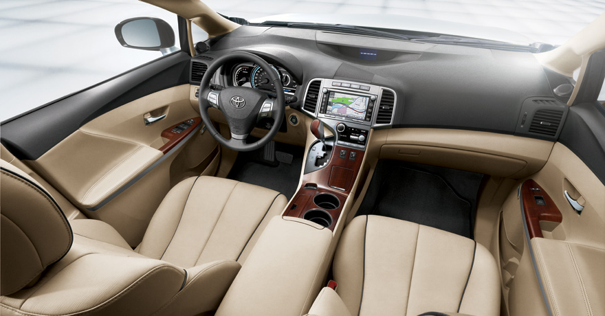 Review 2009 Toyota Venza Where Performance And Design Dont Quite