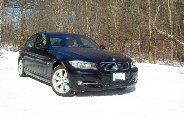 2009 bmw 335xi coupe review