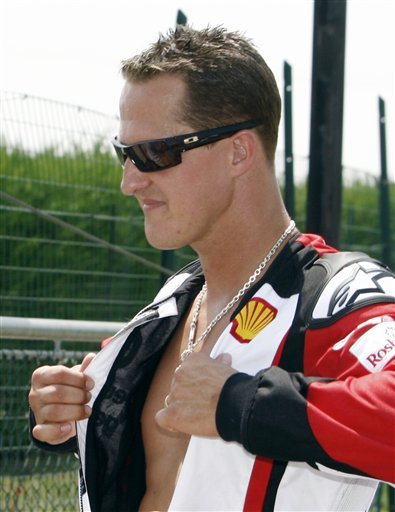 Video michael schumacher quits the top gear stig job and returns to it was not all that long ago that the british car show top gear revealed that michael schumacher was in fact their tame race car driver called the stig publicscrutiny Gallery