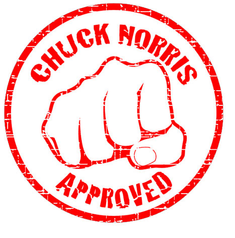 Chuck-Norrisapproved