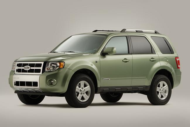 Review 2010 Ford Escape Hybrid A Good Choice Without Much Compromise