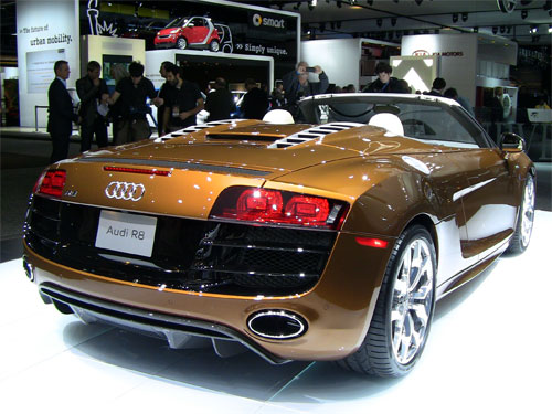 Poll What is the hottest car of the 2010 Detroit Auto Show  The