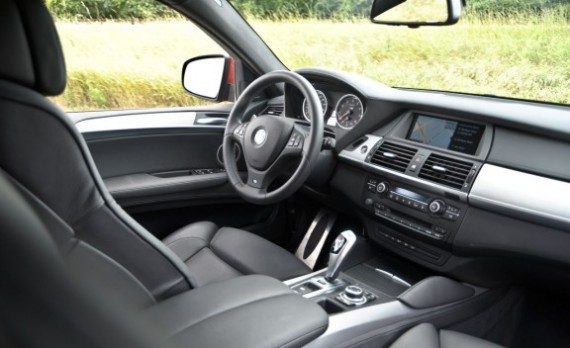 Review 2011 BMW X6 M: Give me four adults and the Autobahn and not a ...