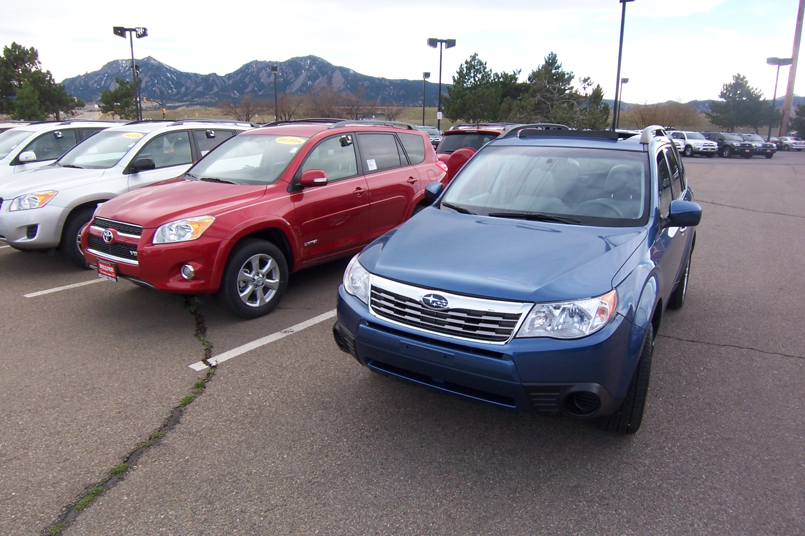 Review 2010 subaru forester not the prettiest crossover but as the crossover suvb segment is one of the most competitive in the auto industry with honda and hyundai offering versatile options that outshine the forester vanachro Gallery