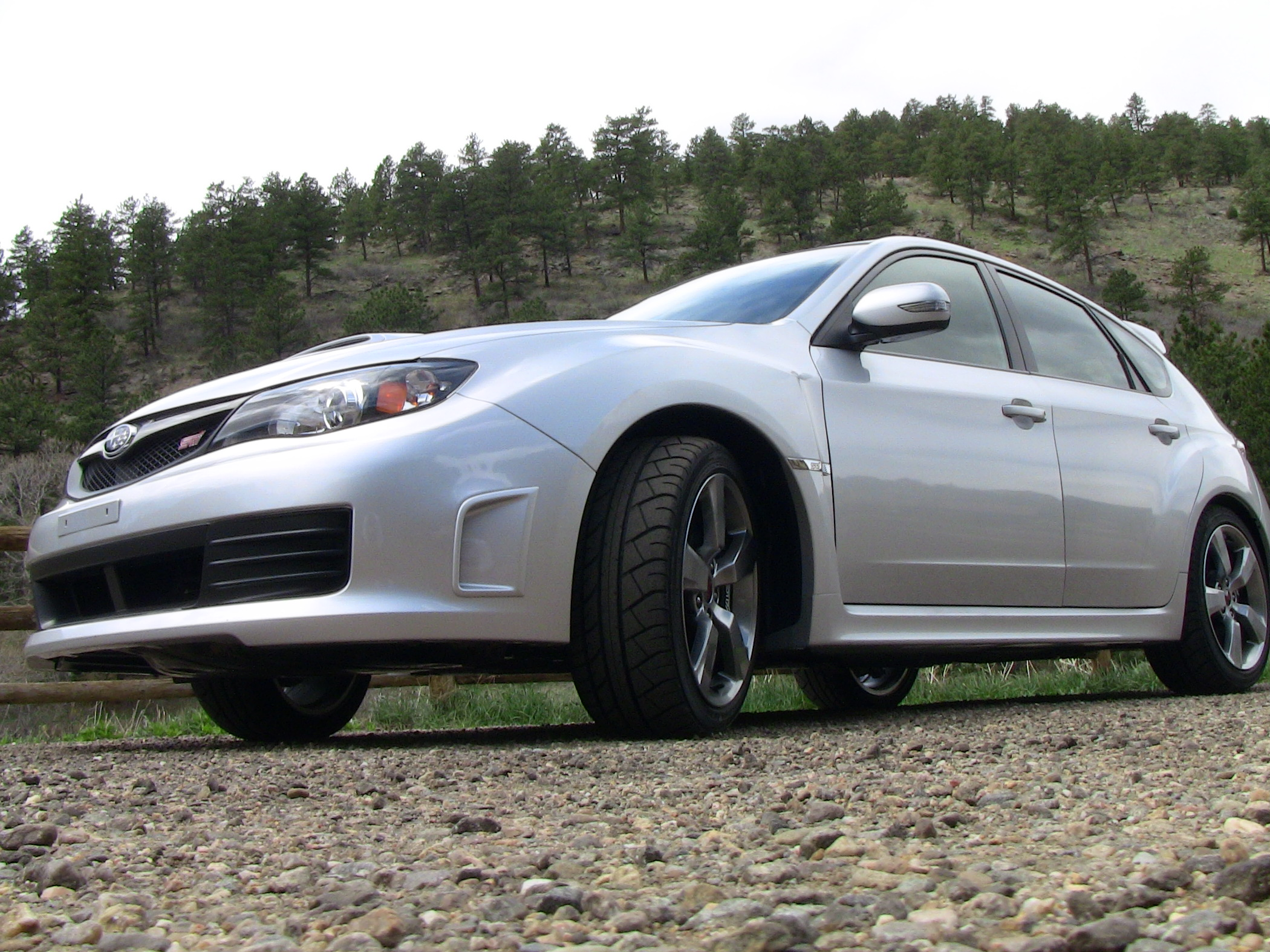 Weekly Drive 2010 Subaru WRX STI Is that a rocket in your pocket