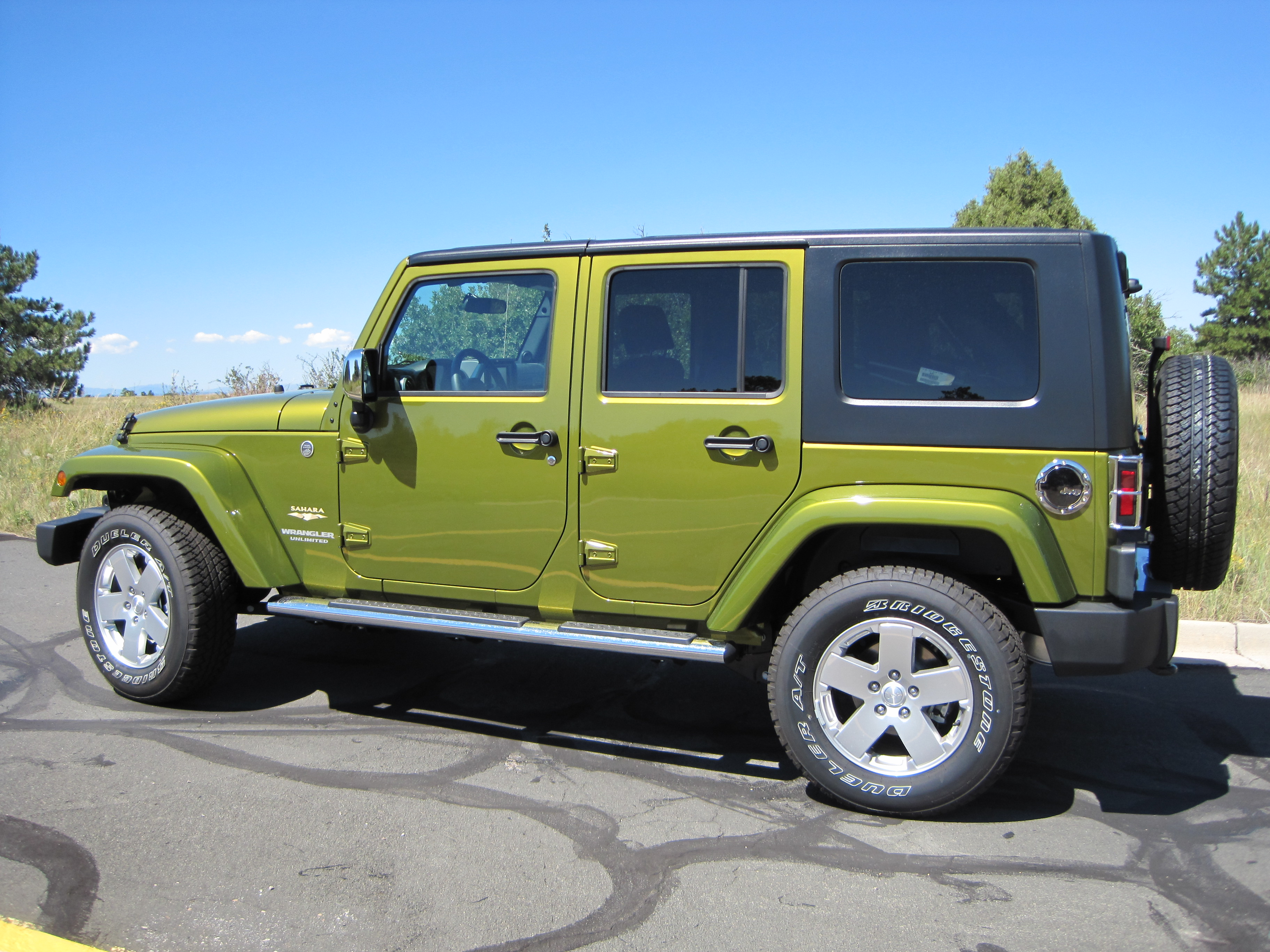 Perfect The 2010 Jeep Wrangler Unlimited Sahara Is A Blissful Retreat From The  Everyday Vehicle. I Have To Believe That At Some Point In Our Lives  Everyone Wants To ...