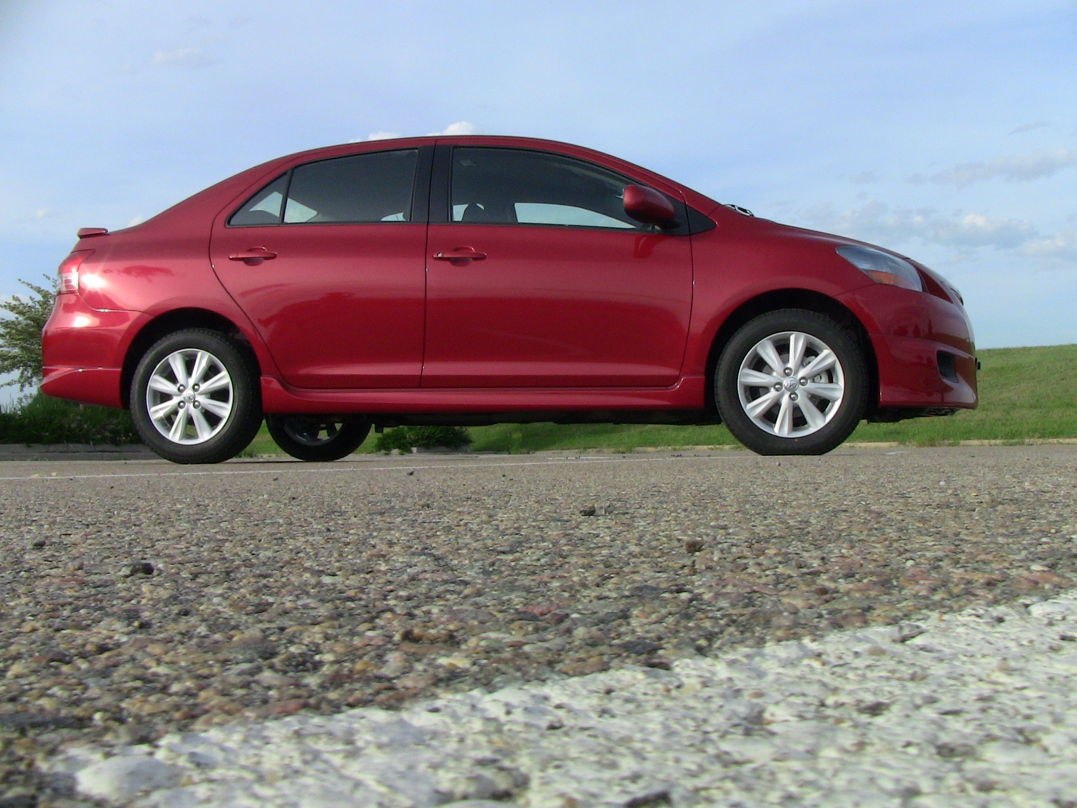 Weekly Drive: Is this 2010 Toyota Yaris the most expensive economy ...