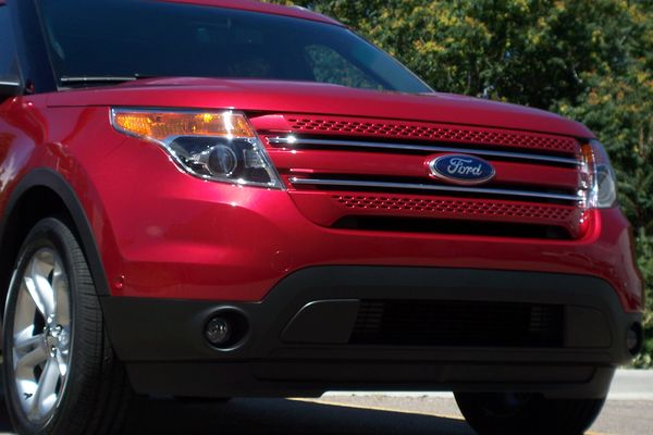 New 2011 Ford Explorer Pictures. new 2011 Ford Explorer.