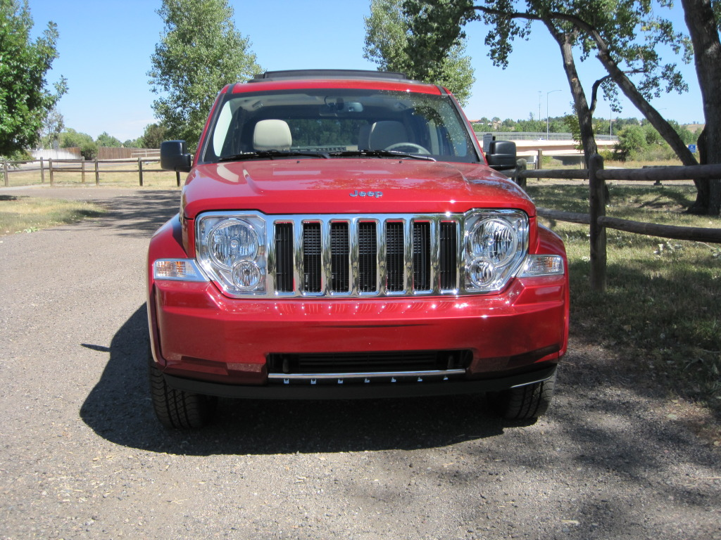 Liberty1. The 2010 Jeep Liberty ...