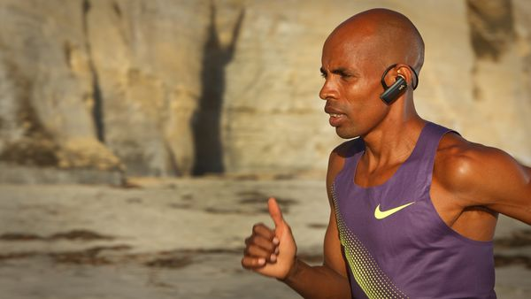 Meb and Walkman