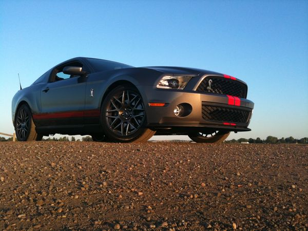 fast cars in the world 2011. The 2011 Shelby Ford Mustang