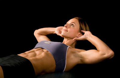 Woman-Doing-a-Sit-Up460x300