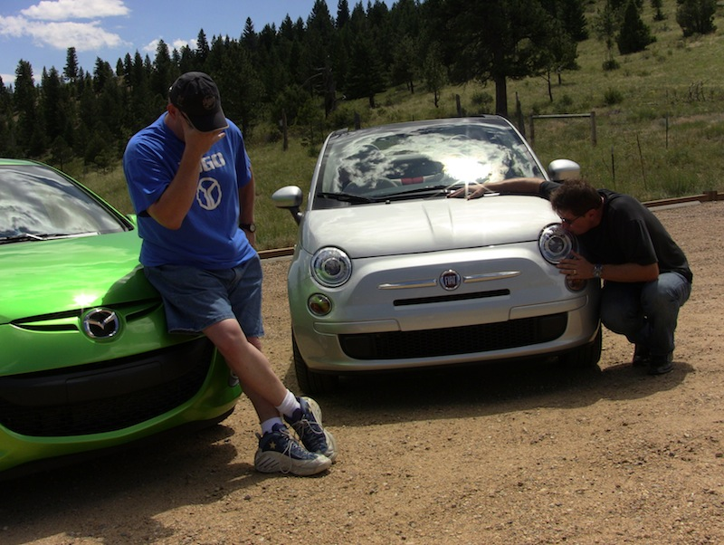 The 2012 Fiat 500 Is One Of The Most Fun Cars You Can Buy Today. It Comes  With A 101 Horsepower Engine And It Can Also Be Had With Or Without A ...
