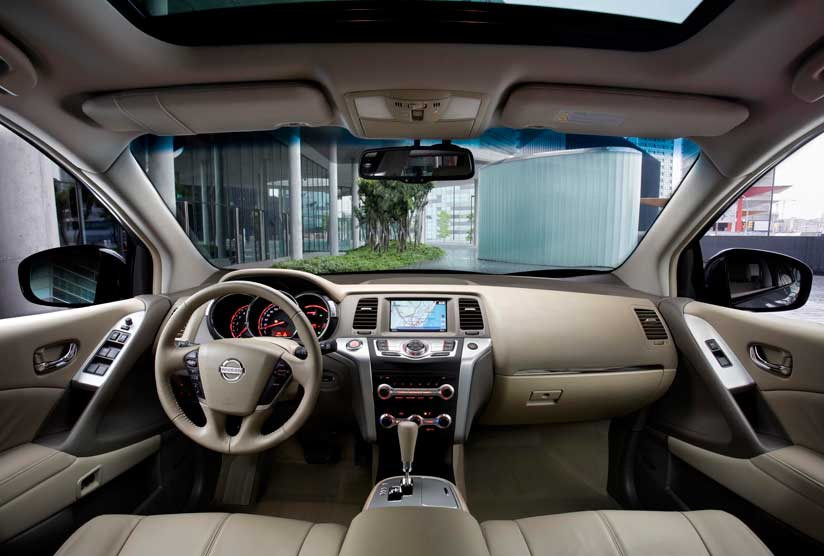 2011 Nissan Murano Is One Classy Suv At