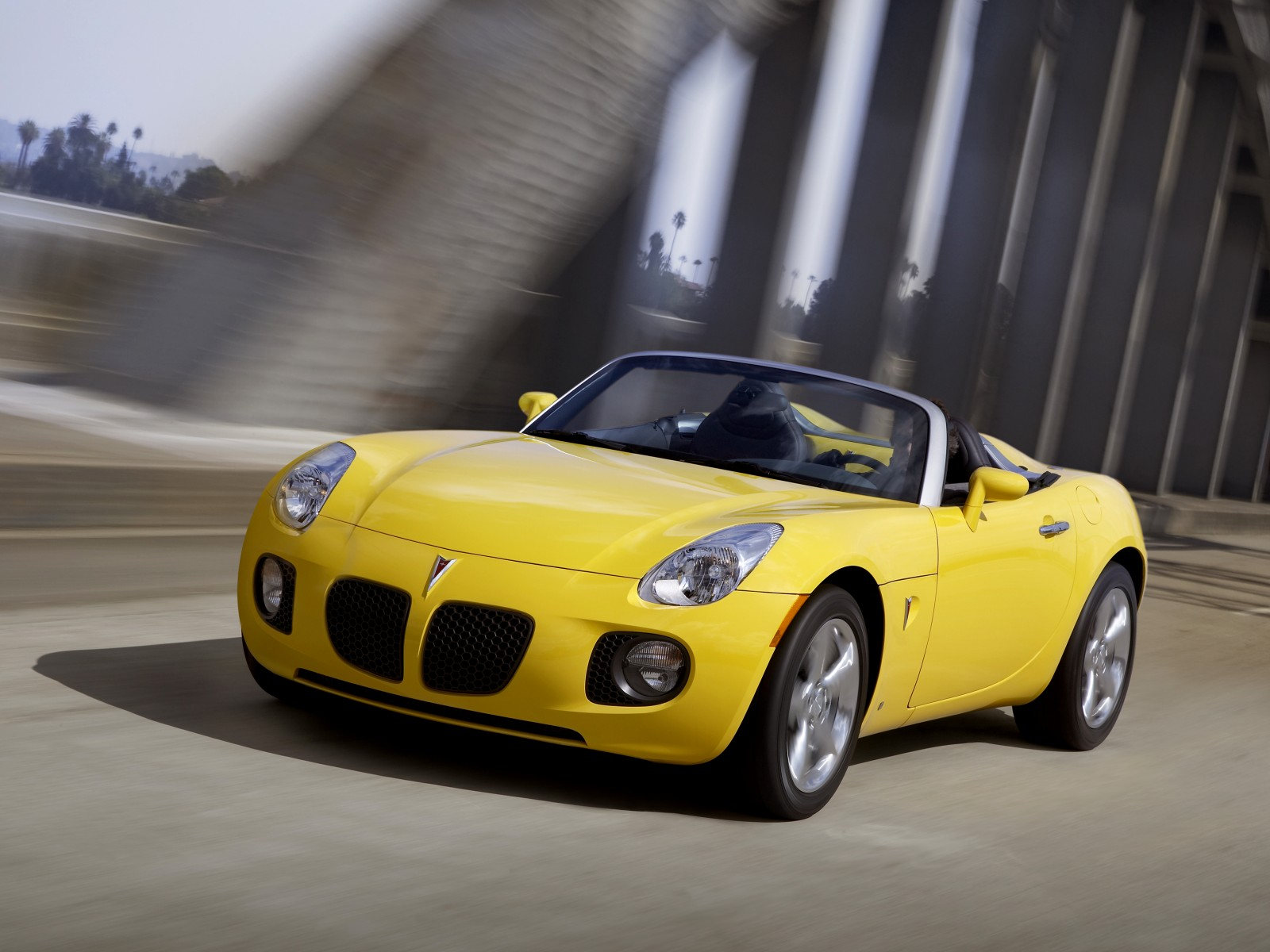 Modern collectibles revealed Pontiac Solstice GXP and Saturn Sky