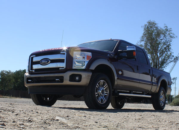 Five Reasons Why The 2011 Ford F 250 Super Duty King Ranch 4x4