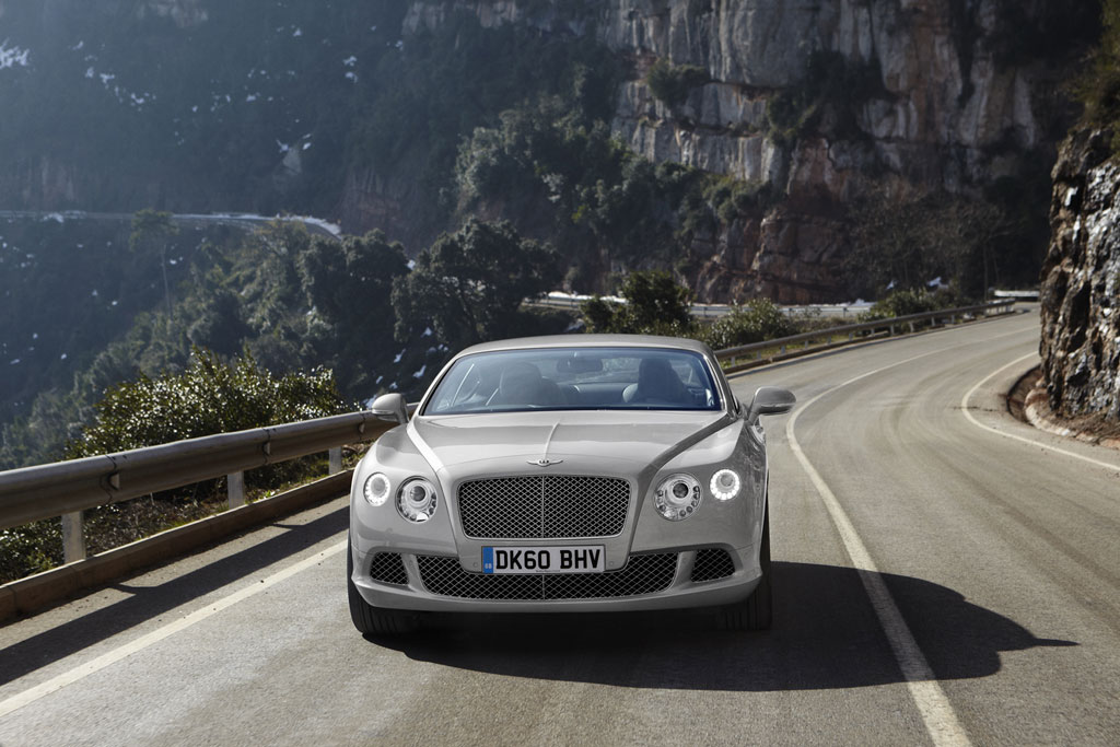 Used 2012 BENTLEY CONTINENTAL GT For Sale   Plainview near Long ...
