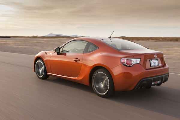Its Been A Long Wait For A New Toyota Sports Car But The Automakers Scion Division Has Come Up With Its New  Fr S Rear Wheel Drive Model