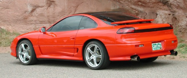 Modern collectibles revealed the 19911999 Mitsubishi 3000GT VR4