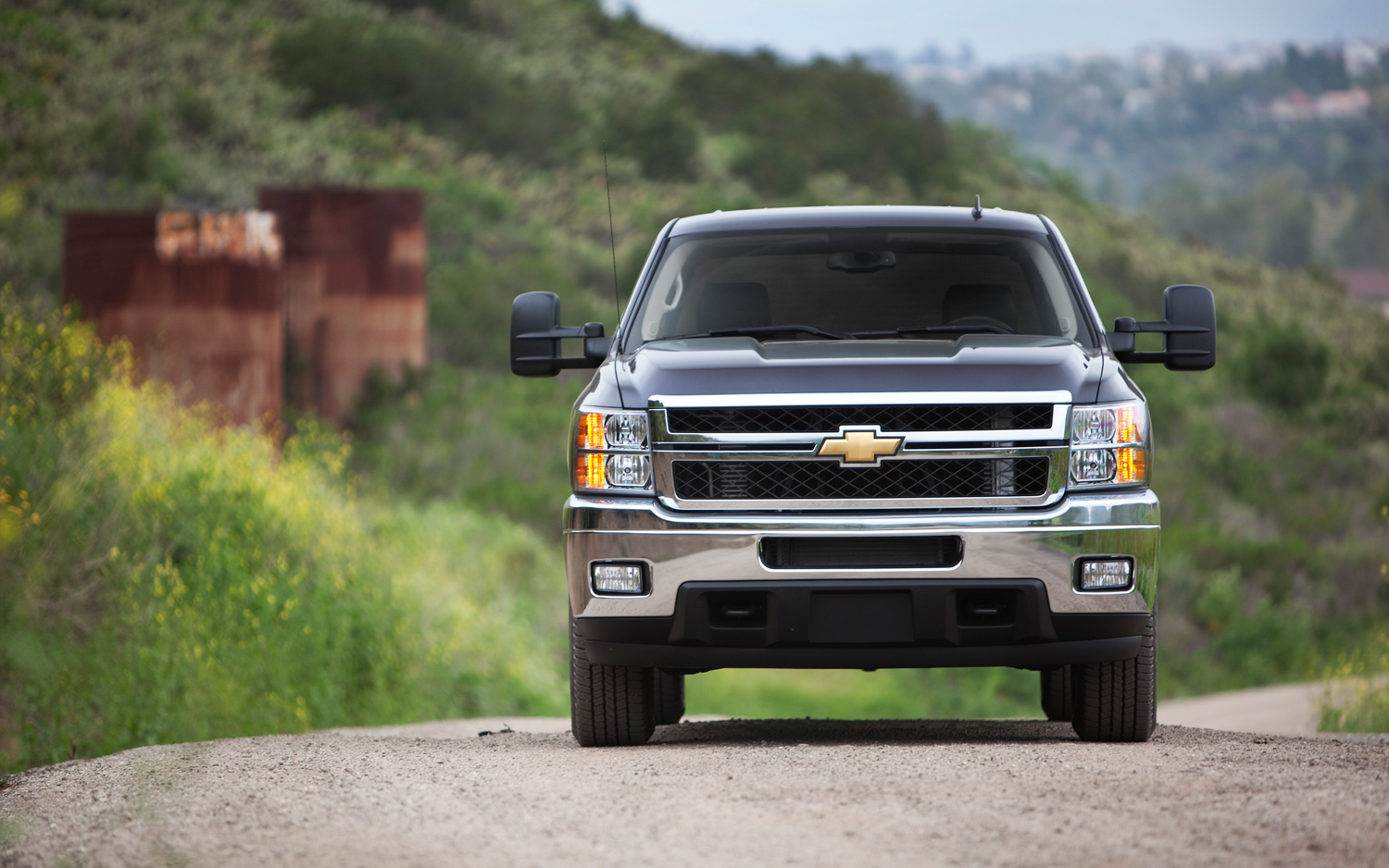 Silverado 2012 chevy silverado specs : Review: The 2012 Chevy Silverado 2500HD is rugged, comfortable ...