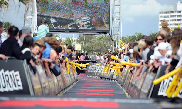 Melbourne Ironman 2012