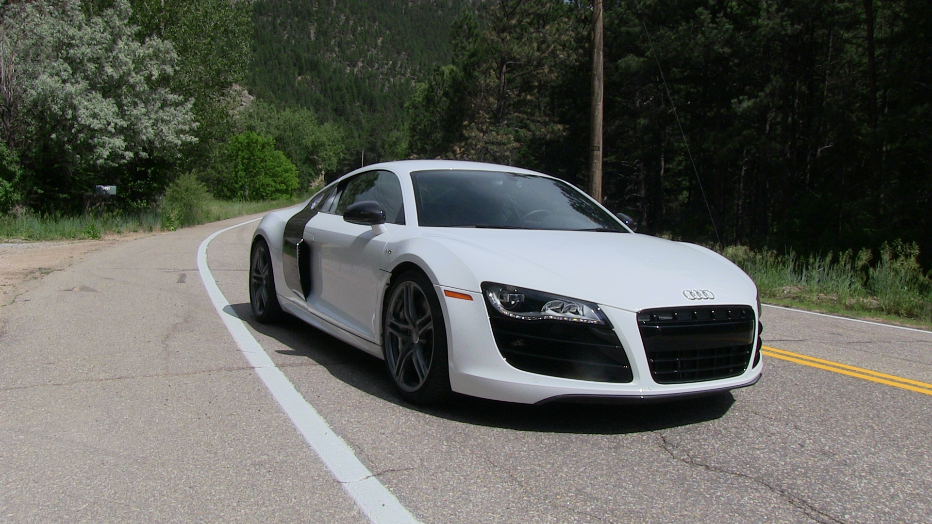 Audi R FSI Quattro MPH Mile Above Sea Level - Audi r8 0 60