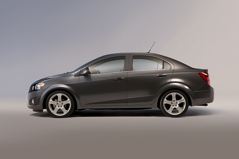 Review The 2012 Chevrolet Sonic Means We All Can Finally Forget