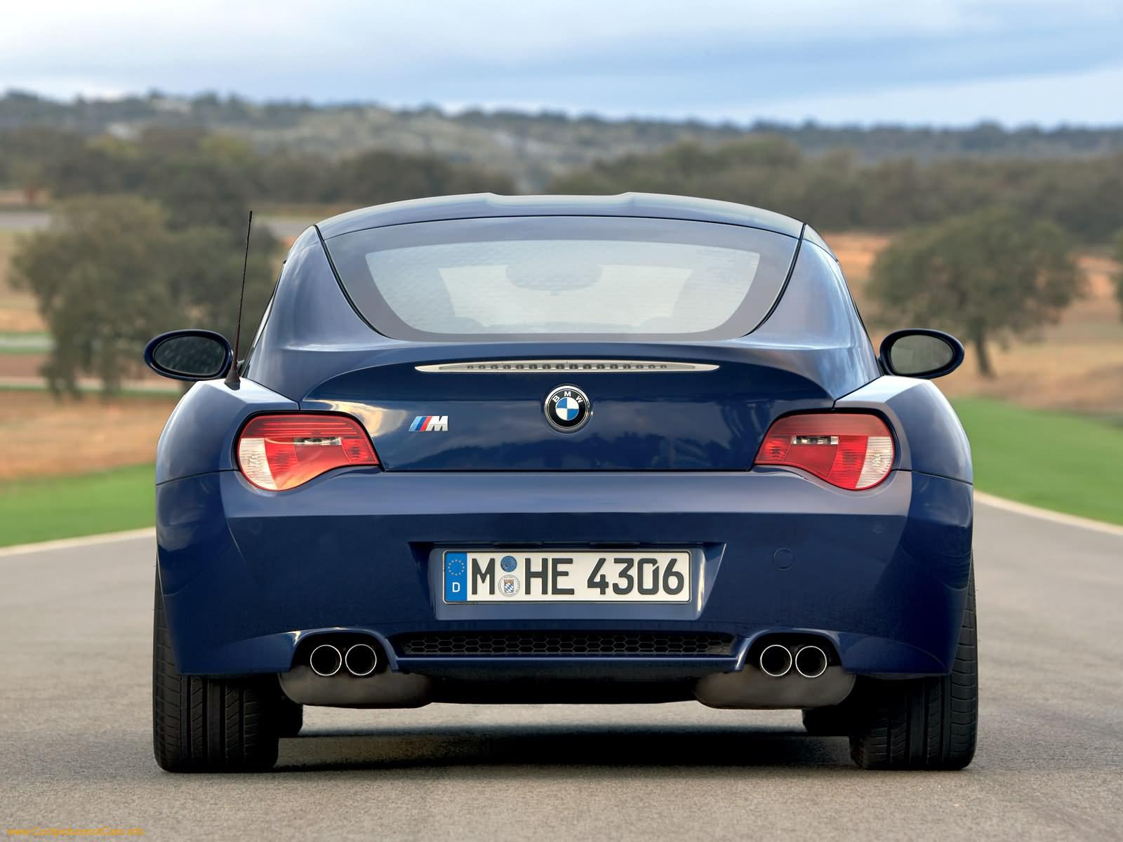 Modern collectibles revealed: BMW M coupe 1998-2002 and 2006-2008 ...