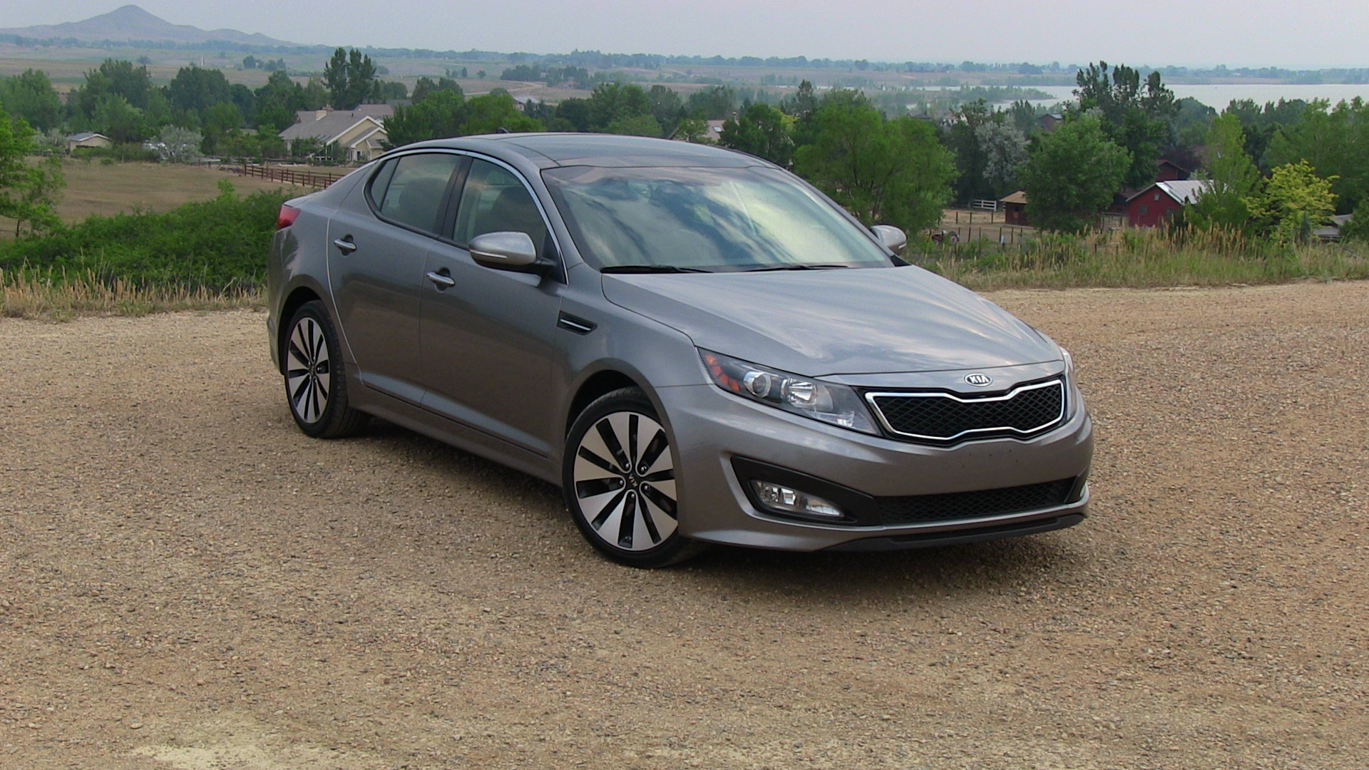 IMG_0530. The 2012 KIA Optima SX Turbo ...