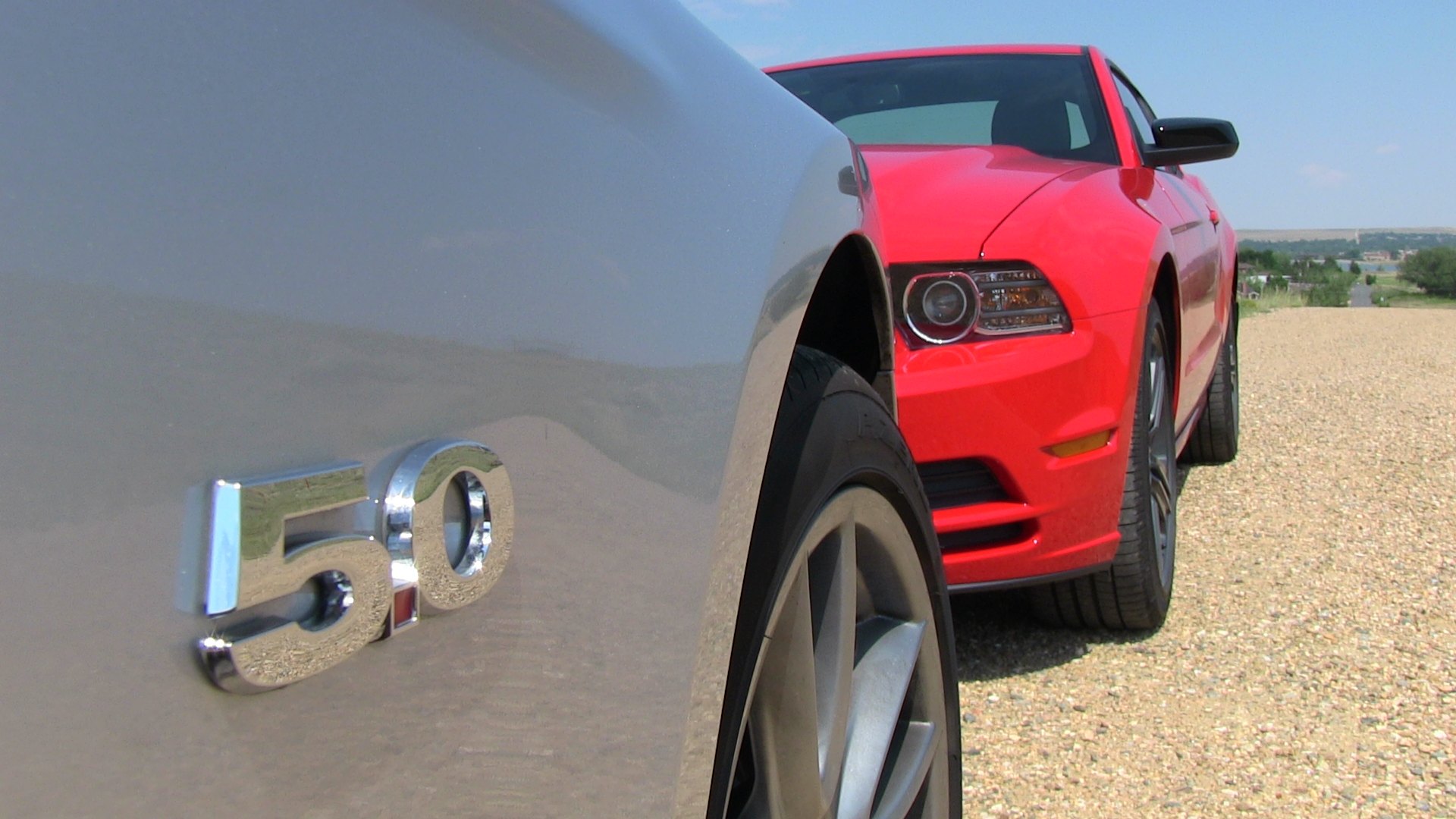 Mustang Gt 0 60 >> 2013 Ford Mustang Gt Vs V6 Mustang 0 60 Mph Mile High Mashup
