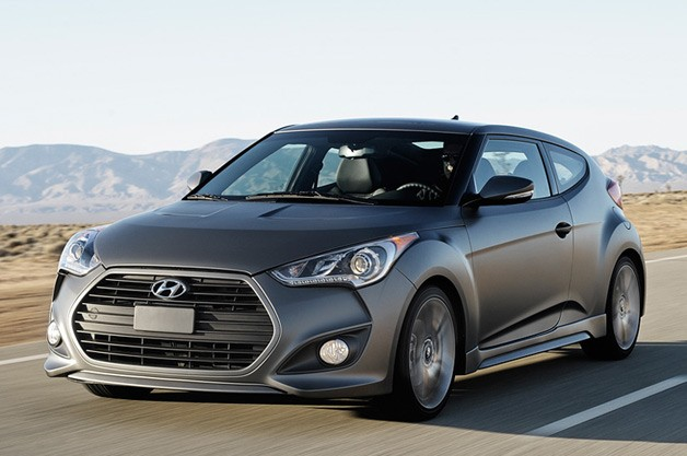 06 2013 Hyundai Veloster Turbo Opt