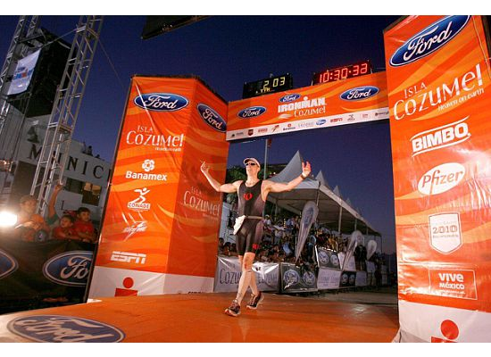 Matt finish ironman