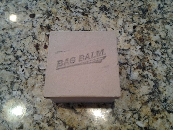 Bagbalmbox